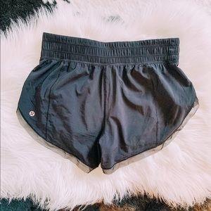 Lululemon black anew shorts